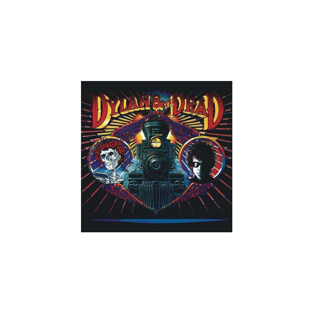 VINYLO.SK | DYLAN, BOB & THE GRATEFUL - DYLAN & THE DEAD [LP]