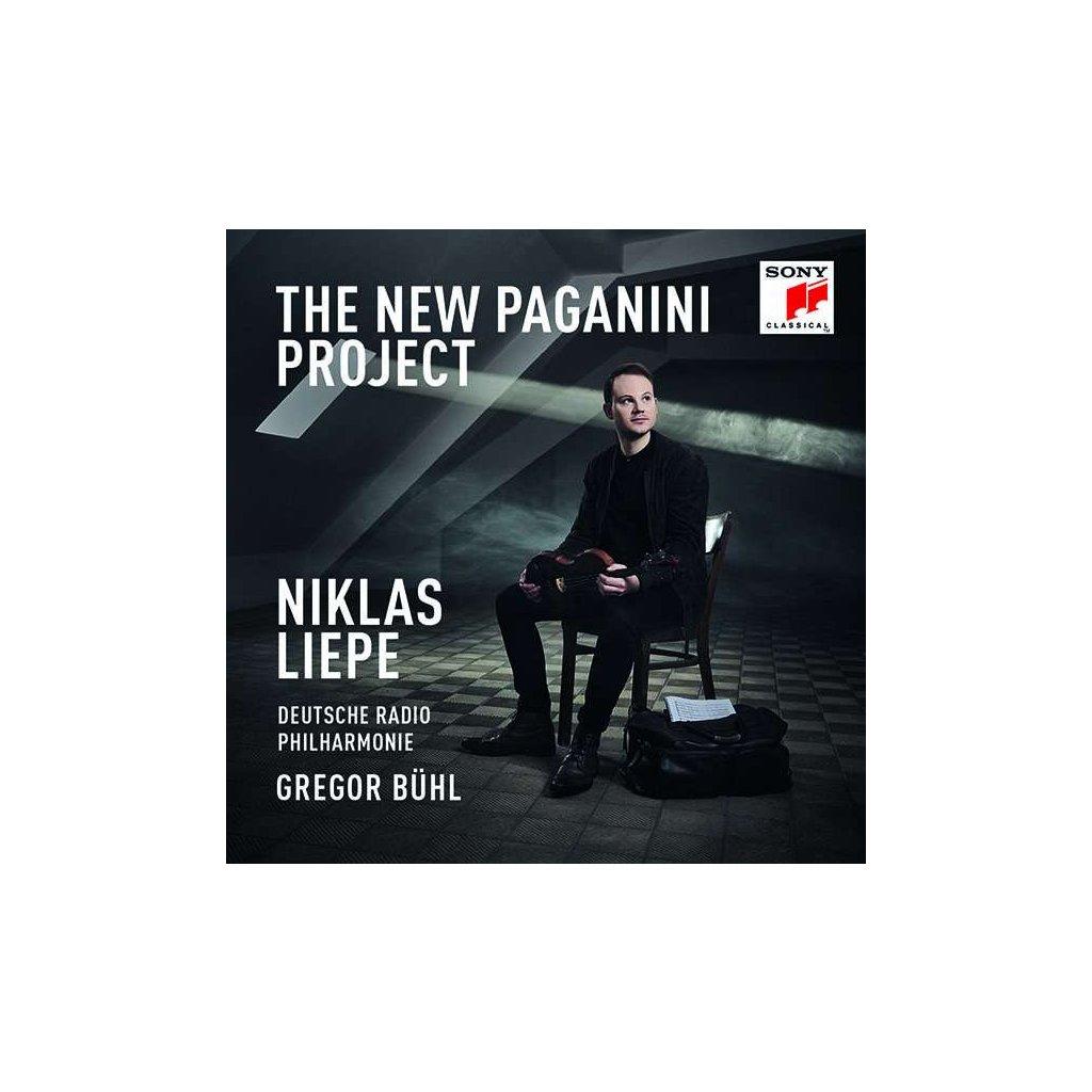 VINYLO.SK   LIEPE, NIKLAS - NEW PAGANINI PROJECT [2CD]