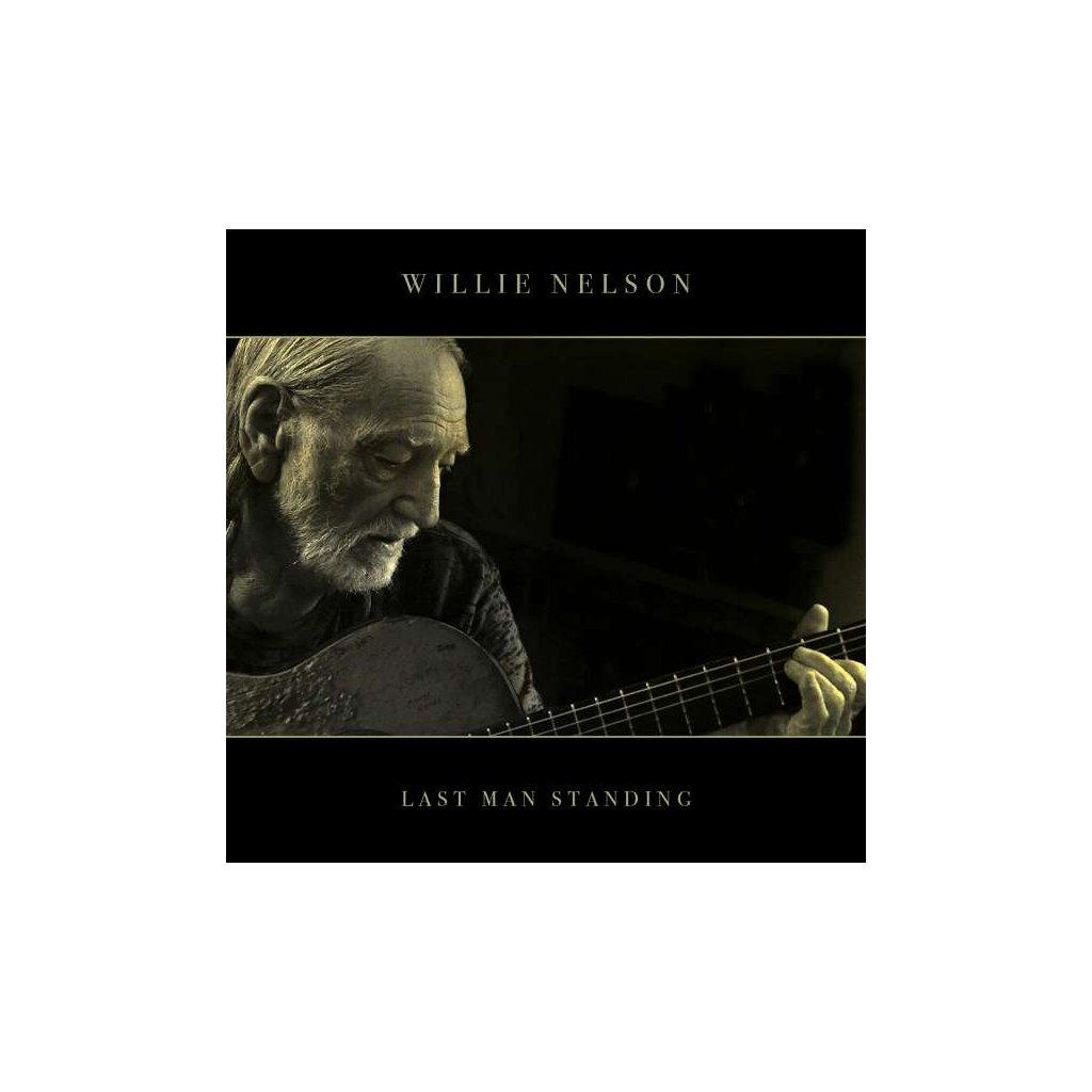 VINYLO.SK   NELSON, WILLIE - LAST MAN STANDING [CD]