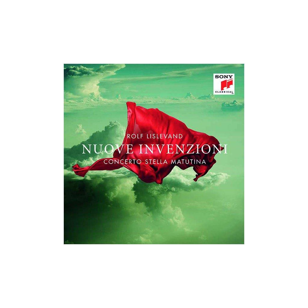 VINYLO.SK | LISLEVAND, ROLF - NUOVE INVENZIONI [CD]