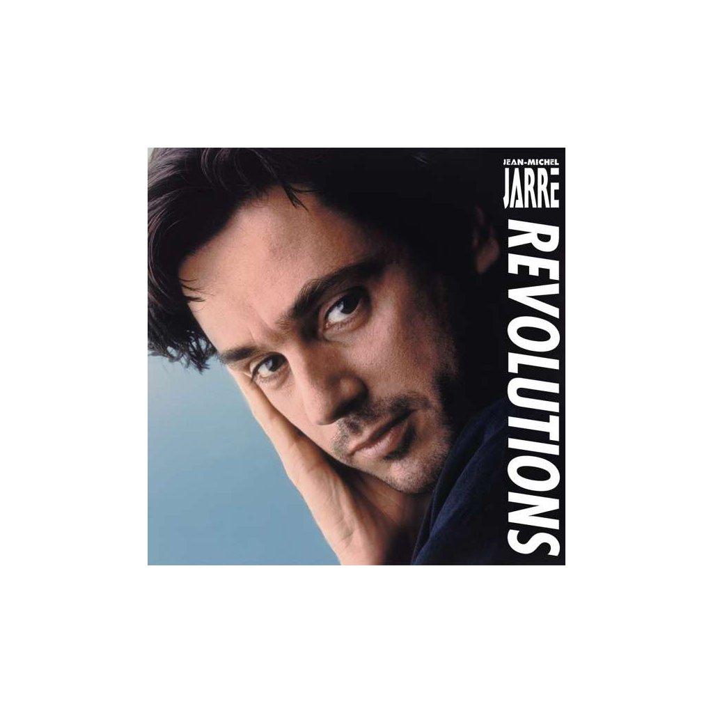 VINYLO.SK | JARRE, JEAN-MICHEL - REVOLUTIONS / Anniversary [LP]