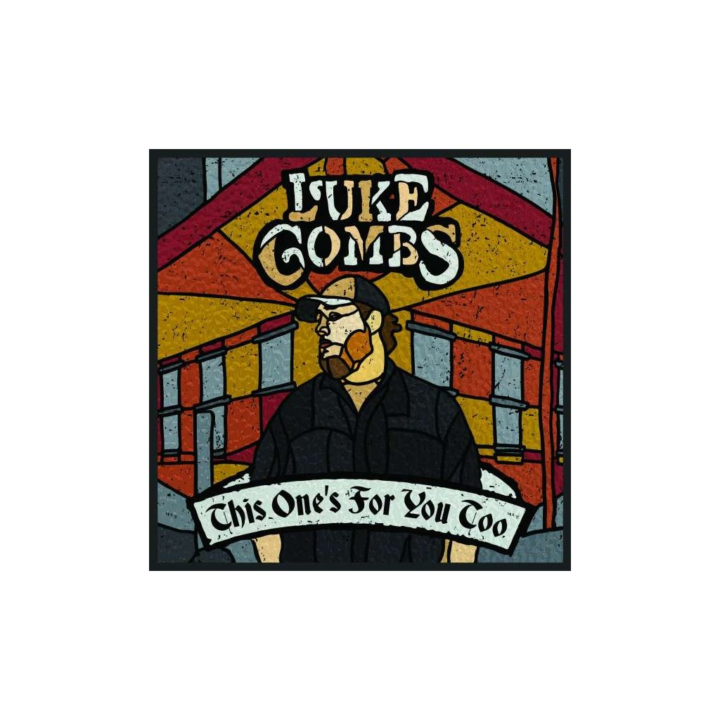 VINYLO.SK | COMBS, LUKE - THIS ONE'S FOR YOU TOO [CD]