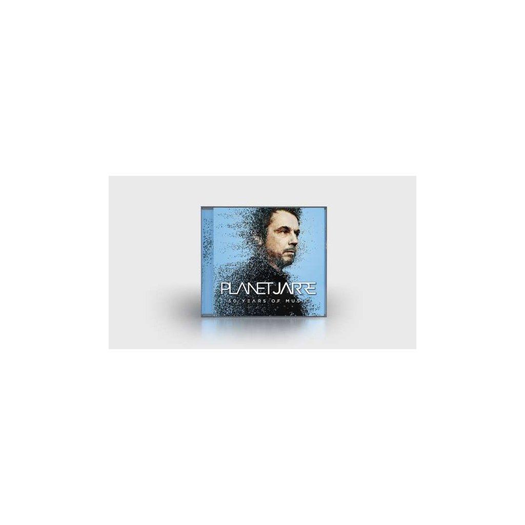 VINYLO.SK | JARRE, JEAN-MICHEL - PLANET JARRE [2CD]