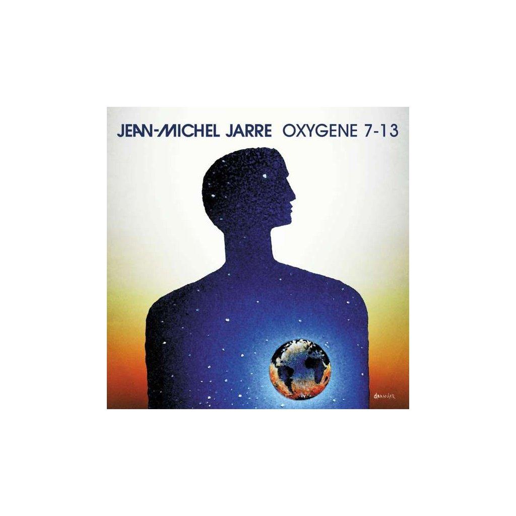 VINYLO.SK   JARRE, JEAN-MICHEL - OXYGENE 7-13 [CD]