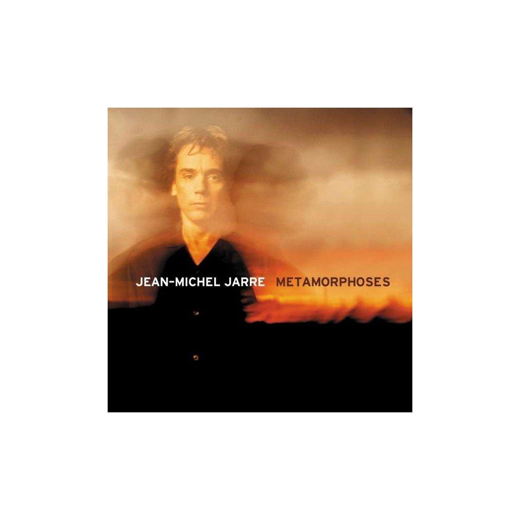 VINYLO.SK   JARRE, JEAN-MICHEL - METAMORPHOSES [CD]