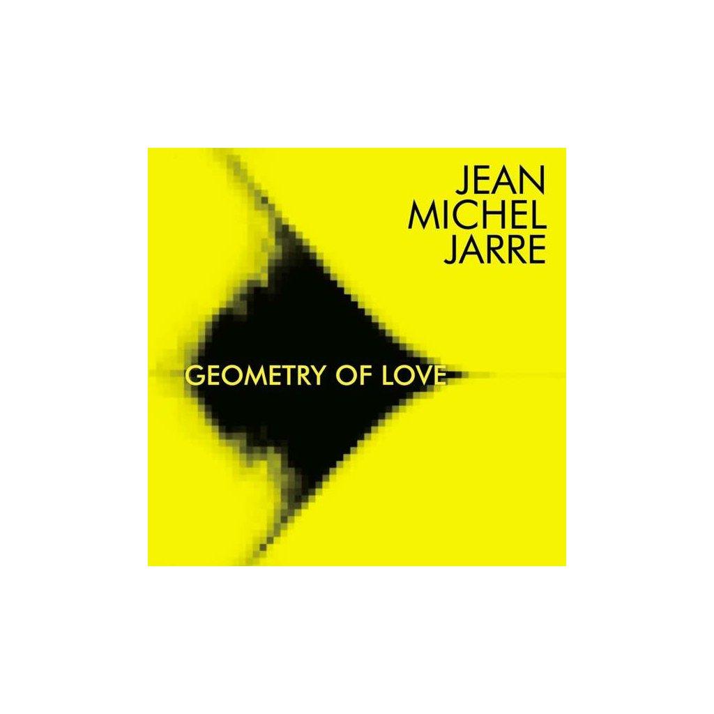 VINYLO.SK   JARRE, JEAN-MICHEL - GEOMETRY OF LOVE [CD]