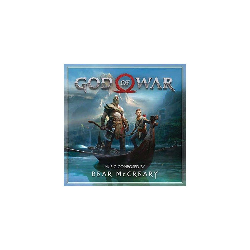 VINYLO.SK | OST -GAME- - GOD OF WAR [CD]