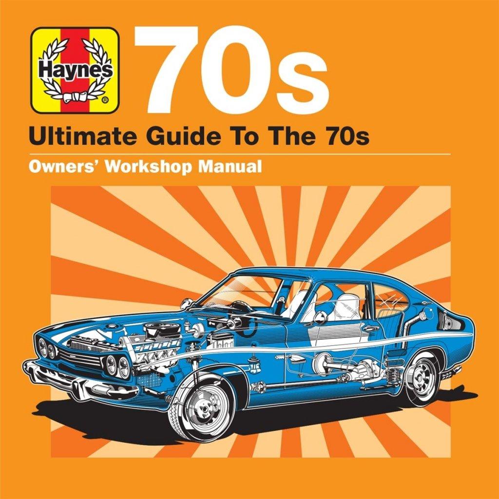Rôzni interpreti ♫ HAYNES ULTIMATE GUIDE 70S [3CD]