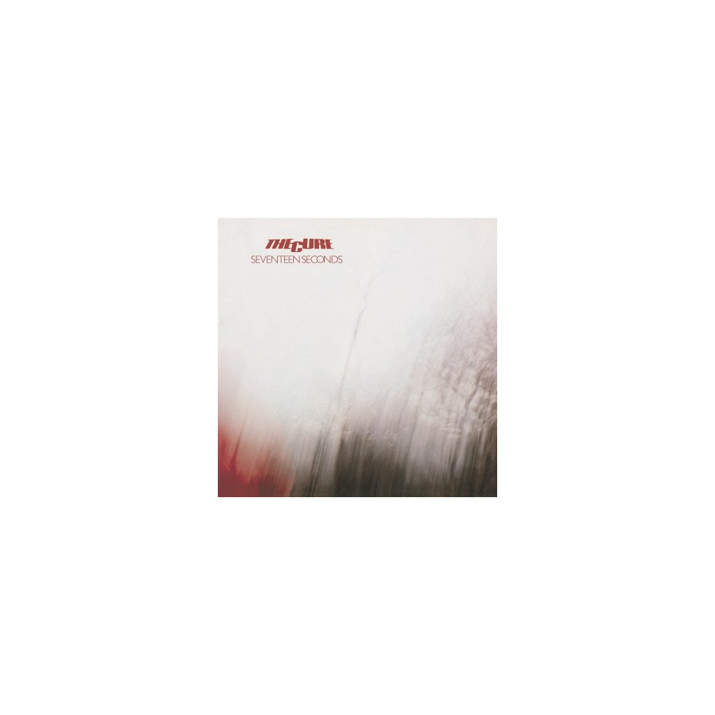 VINYLO.SK | CURE - SEVENTEEN SECONDS (LP)180GR. AUDIOPHILE PRESSING