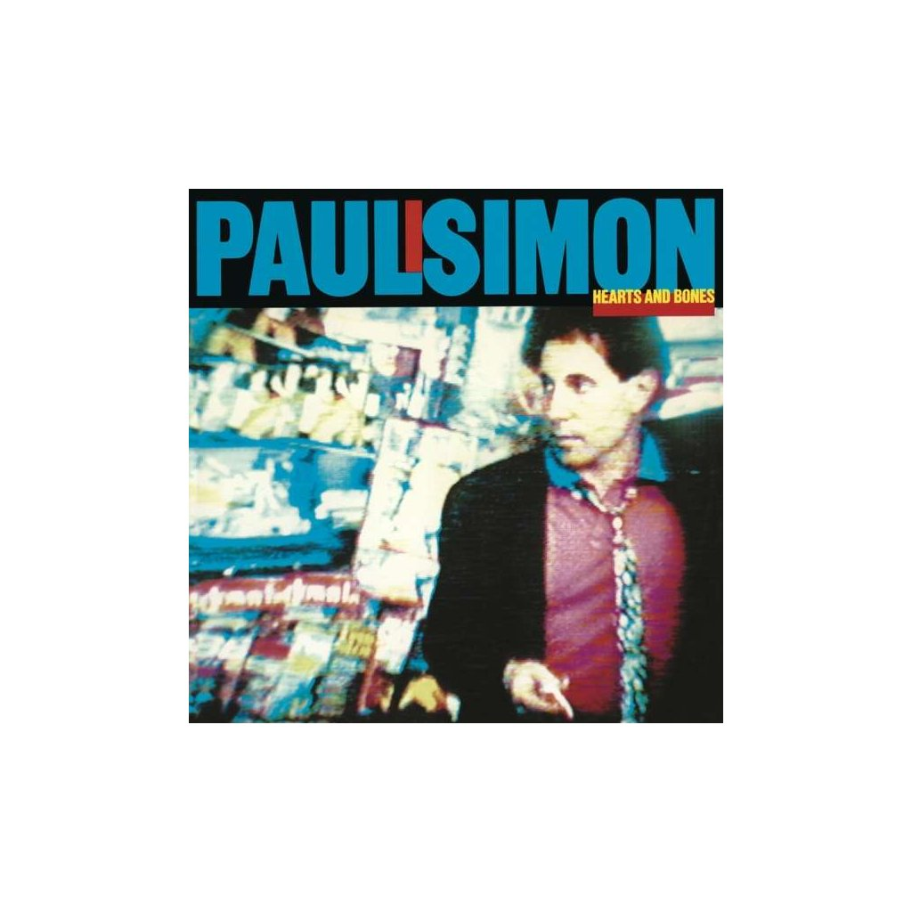 VINYLO.SK | SIMON, PAUL - HEARTS AND BONES [LP]