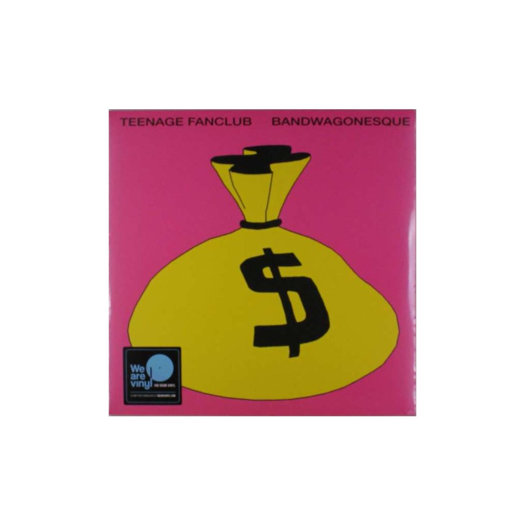 "VINYLO.SK | TEENAGE FANCLUB - BANDWAGONESQUE [LP + SP7"" Single]"