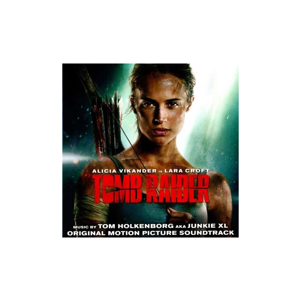 VINYLO.SK   OST - TOMB RAIDER [CD]