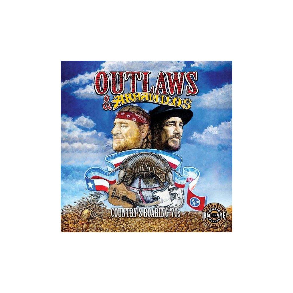VINYLO.SK   Rôzni interpreti - OUTLAWS & ARMADILLOS [2CD]