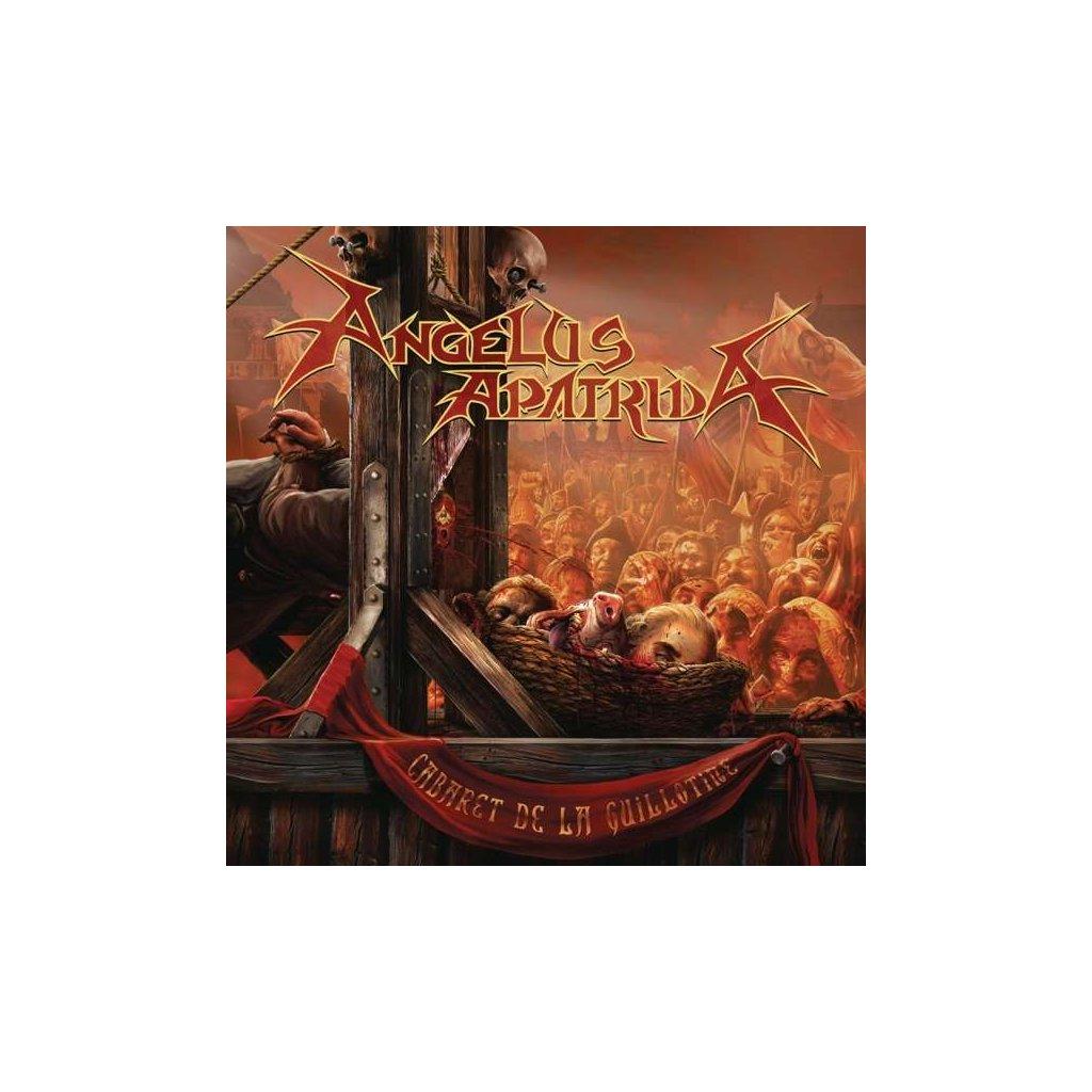 VINYLO.SK | ANGELUS APATRIDA - CABARET DE LA GUILLOTINE [LP + CD]