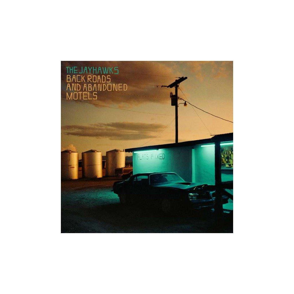 VINYLO.SK | JAYHAWKS - BACK ROADS AND ABANDONED MOTELS [CD]
