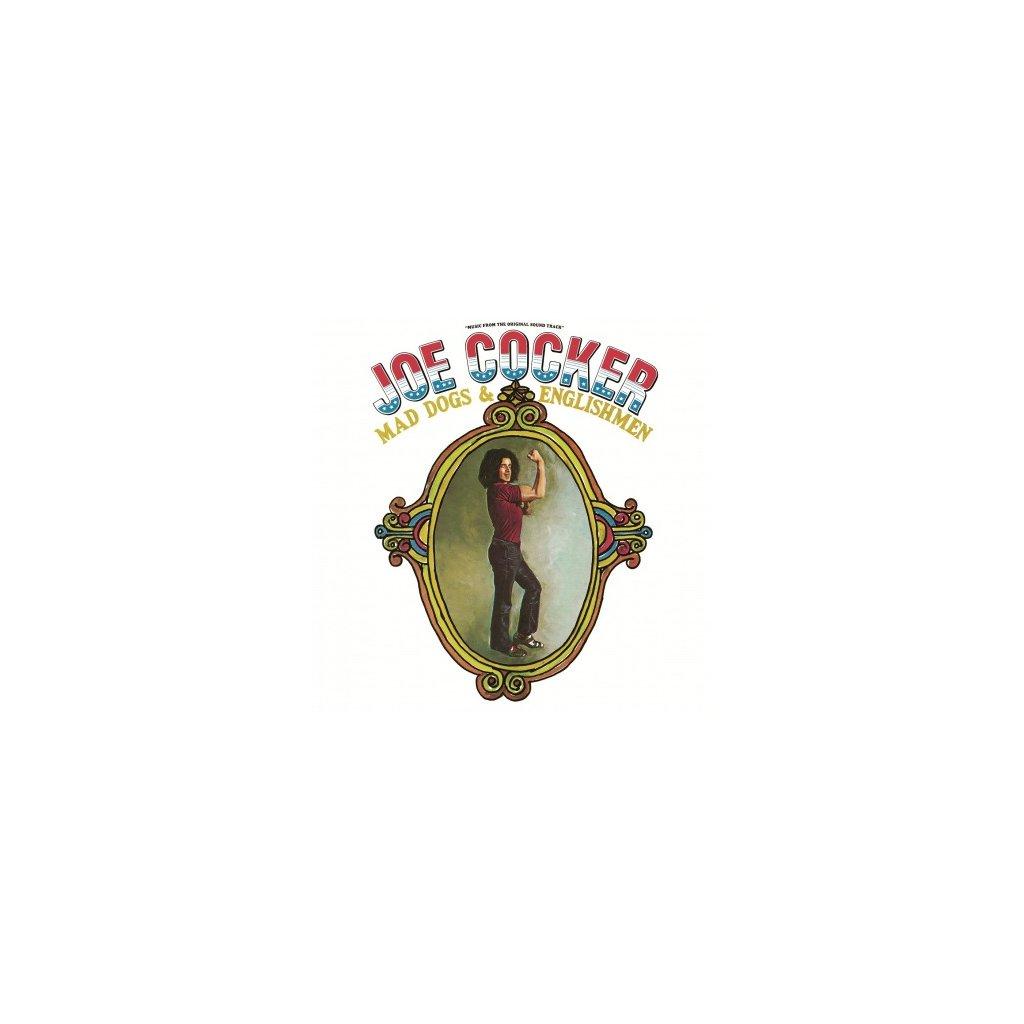 VINYLO.SK | COCKER, JOE - MAD DOGS & ENGLISHMEN (2LP)180GR. AUDIOPHILE PRESSING