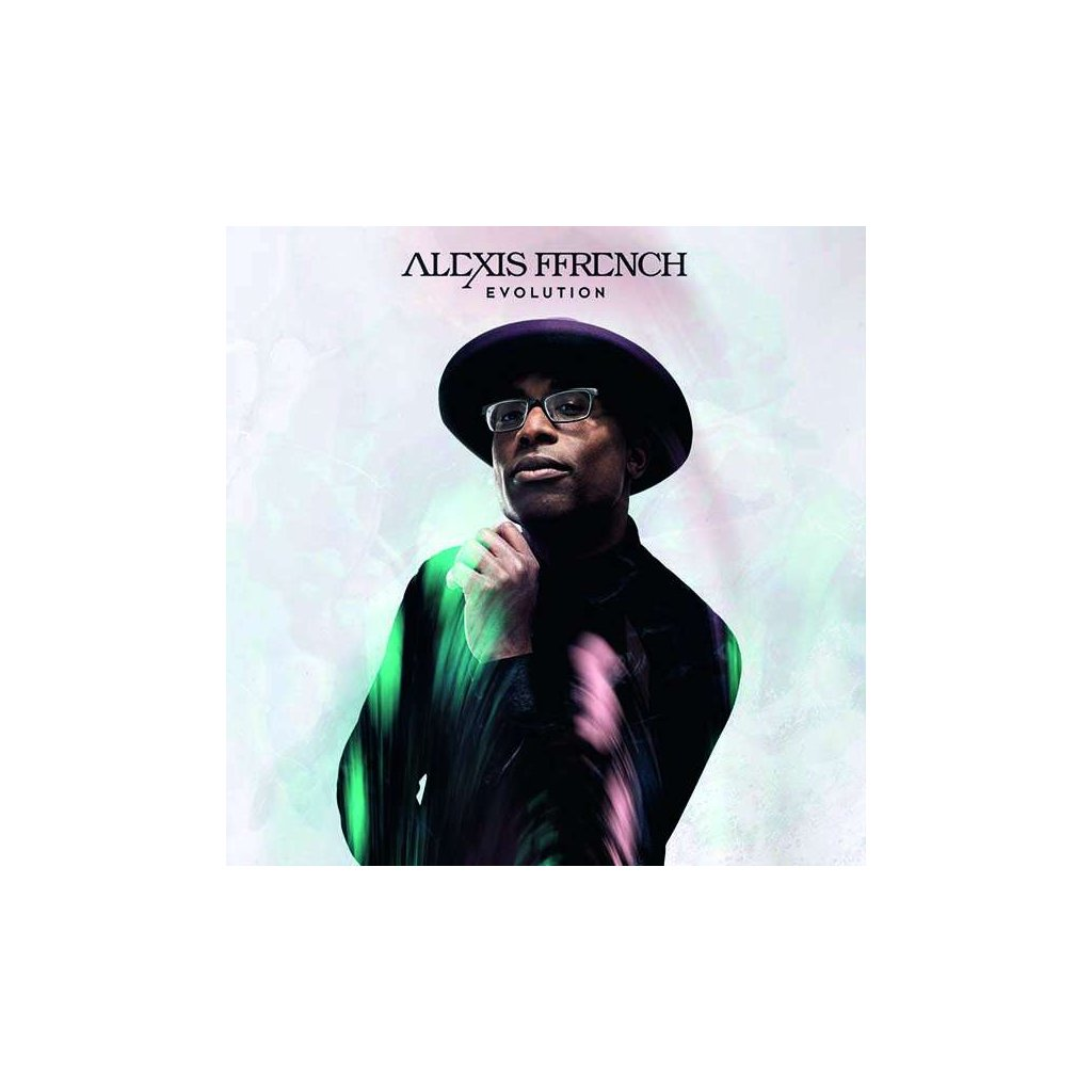 VINYLO.SK | FFRENCH, ALEXIS - EVOLUTION [CD]
