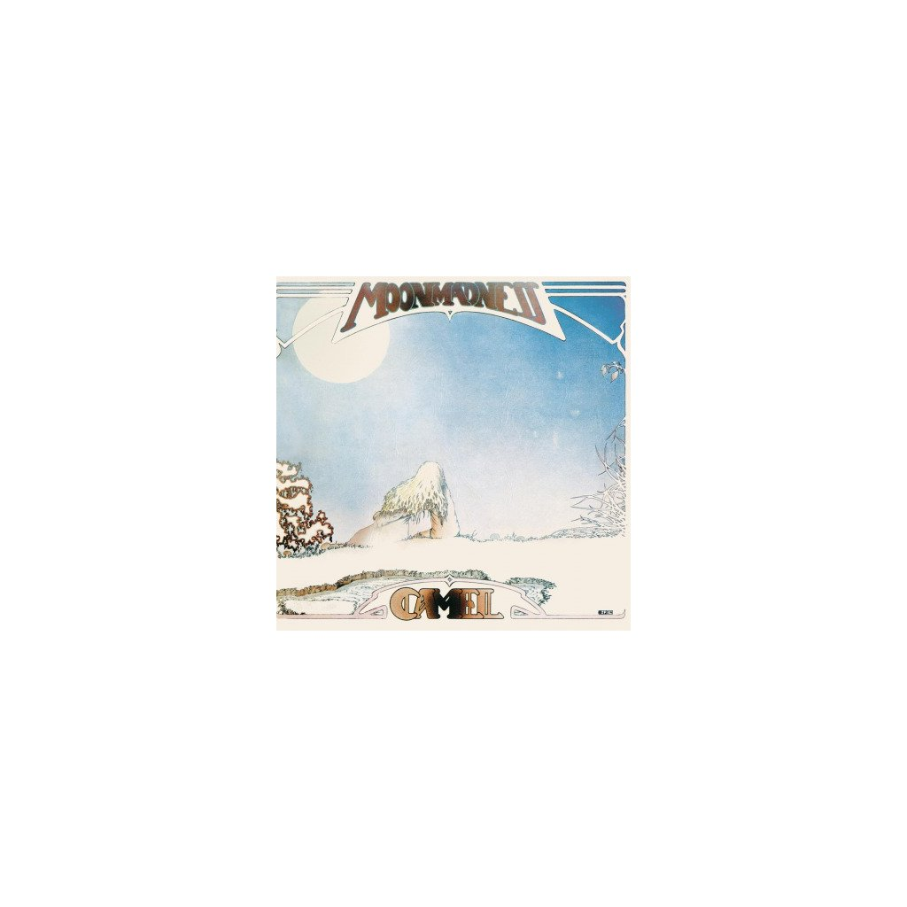 VINYLO.SK | CAMEL - MOONMADNESS (LP)180GR./GATEFOLD