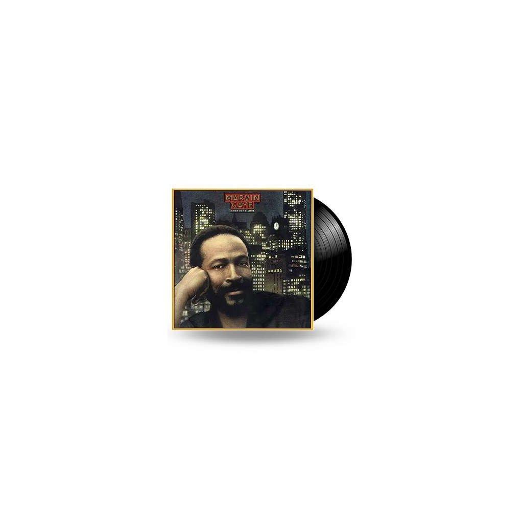 VINYLO.SK | GAYE, MARVIN - MIDNIGHT LOVE [LP]