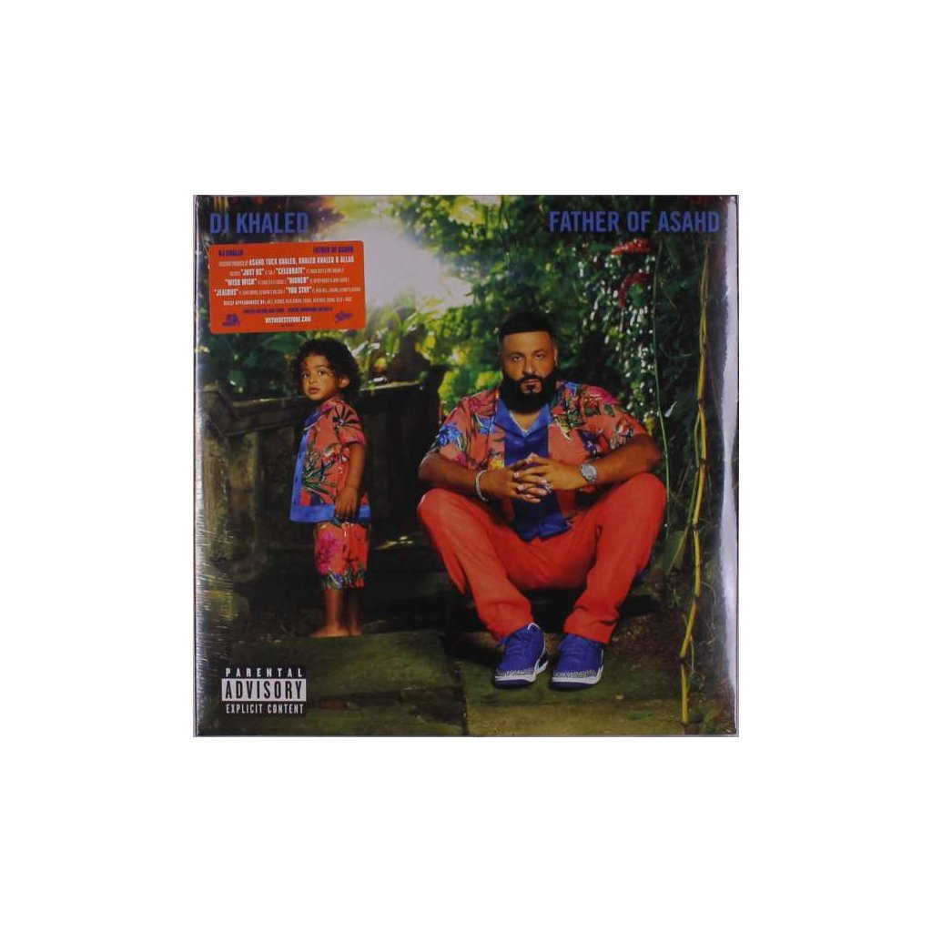 VINYLO.SK | DJ KHALED - FATHER OF ASAHD [2LP]