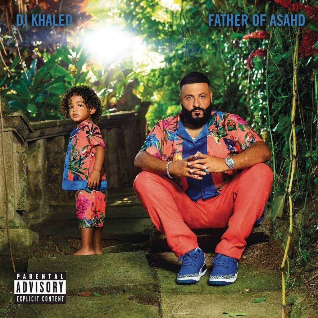 DJ KHALED ♫ FATHER OF ASAHD [CD]
