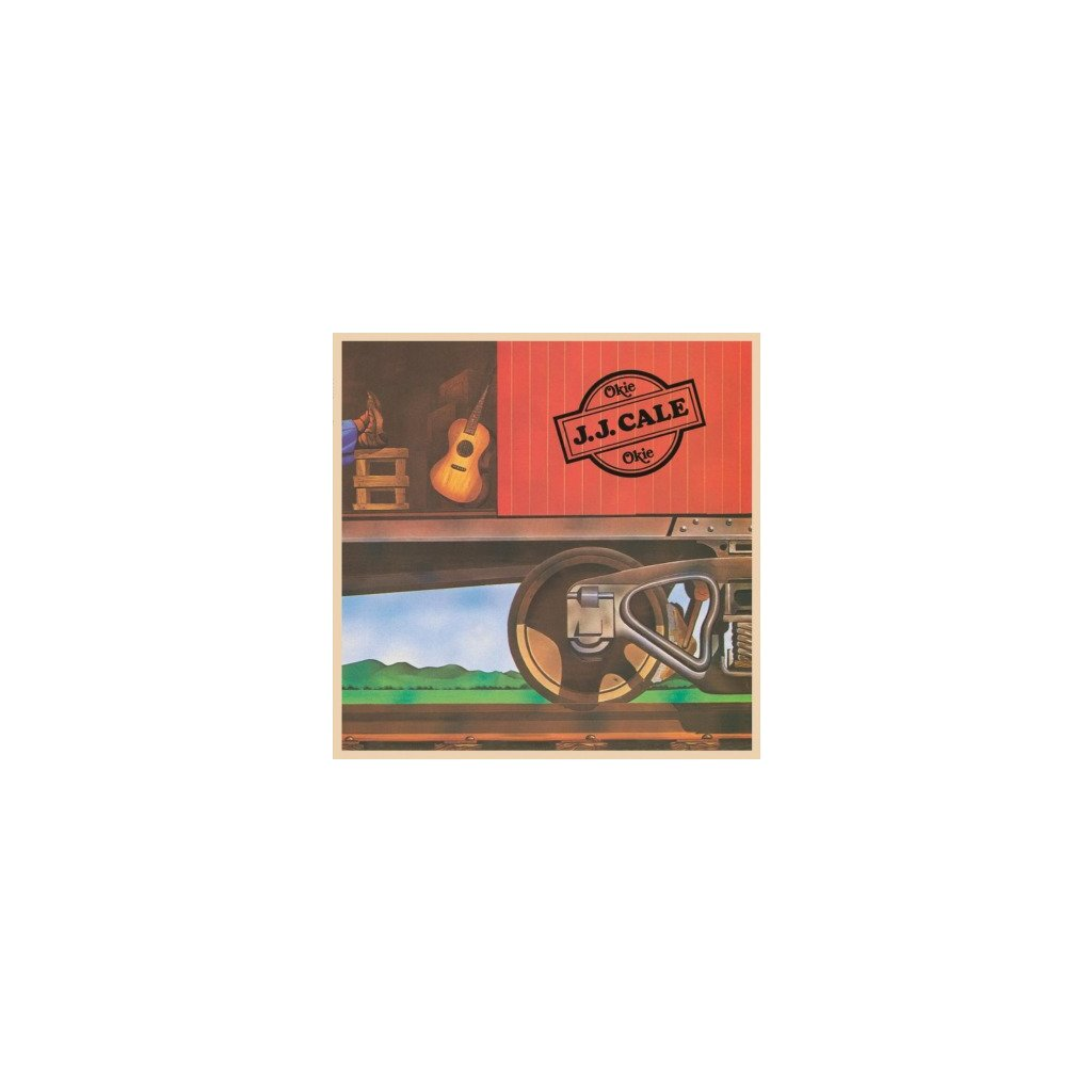 VINYLO.SK | CALE, J.J. - OKIE (LP)180 GRAM AUDIOPHILE VINYL