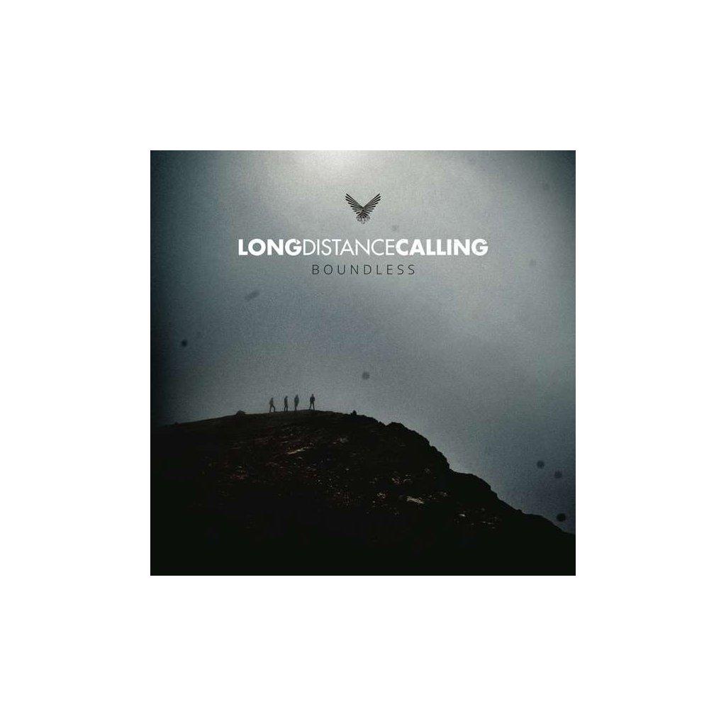 VINYLO.SK   LONG DISTANCE CALLING - BOUNDLESS [CD]