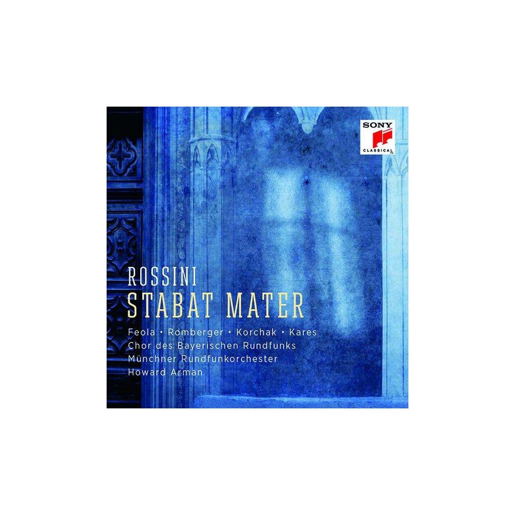 VINYLO.SK | ROSSINI, G. - STABAT MATER [CD]