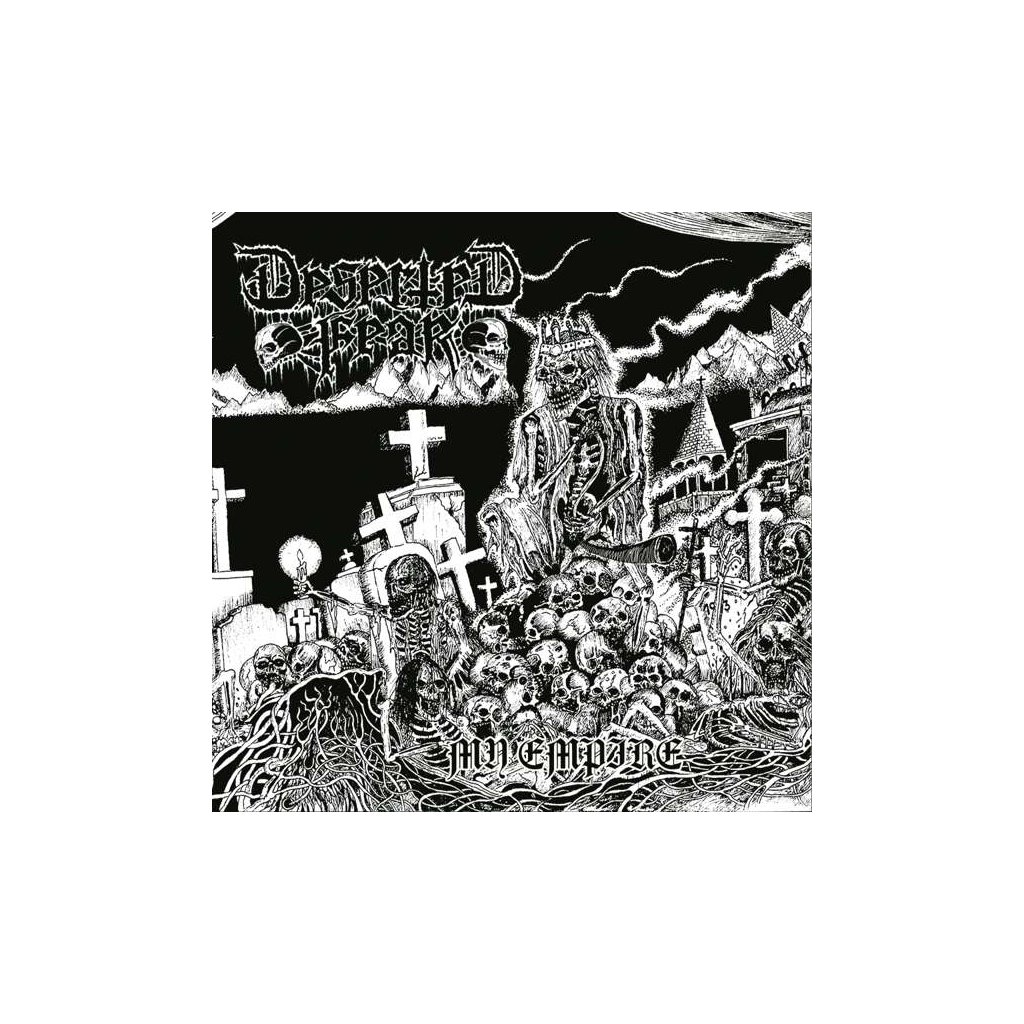 VINYLO.SK | DESERTED FEAR - MY EMPIRE / Special [CD]