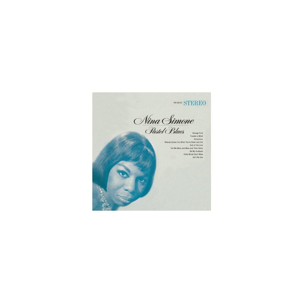 VINYLO.SK | SIMONE, NINA - PASTEL BLUES (LP)180 GRAM AUDIOPHILE PRESSING