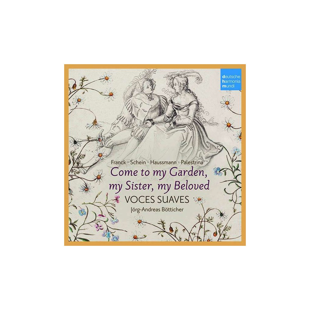 VINYLO.SK   VOCES SUAVES - COME TO MY GARDEN MY SISTER, MY BELOVED [CD]
