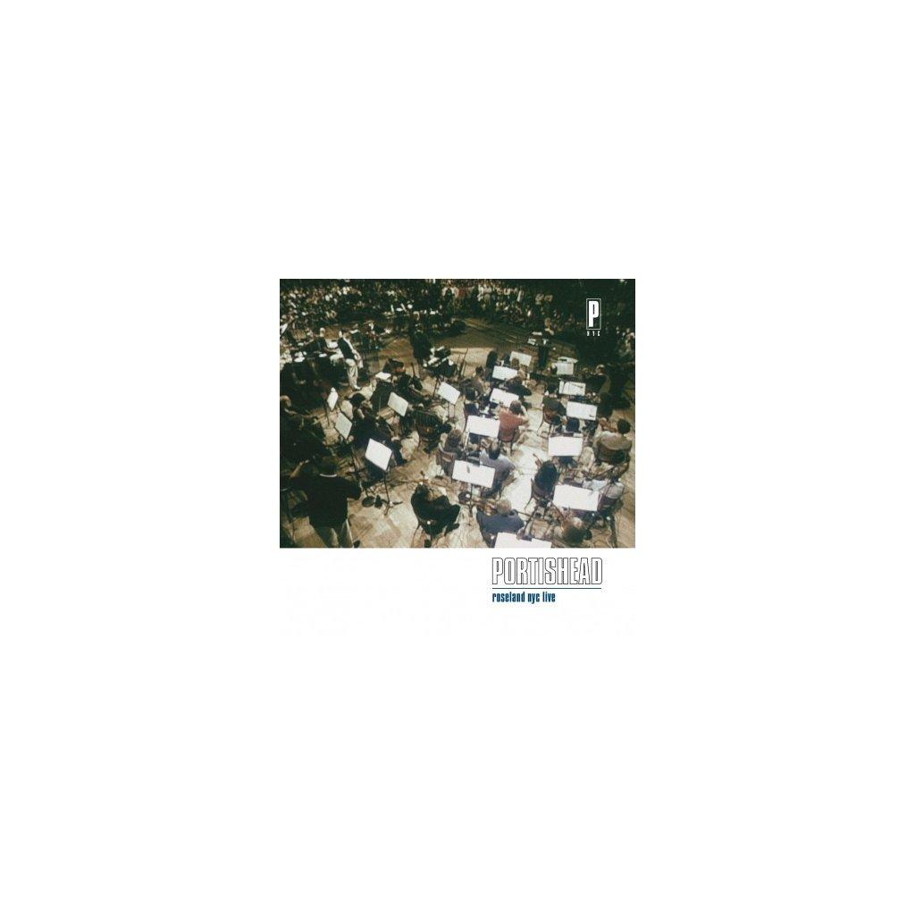 VINYLO.SK | PORTISHEAD - ROSELAND NYC LIVE (2LP)180 GRAM AUDIOPHILE PRESSING