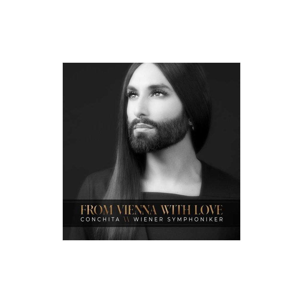 VINYLO.SK | WURST, CONCHITA - FROM VIENNA WITH LOVE [CD]