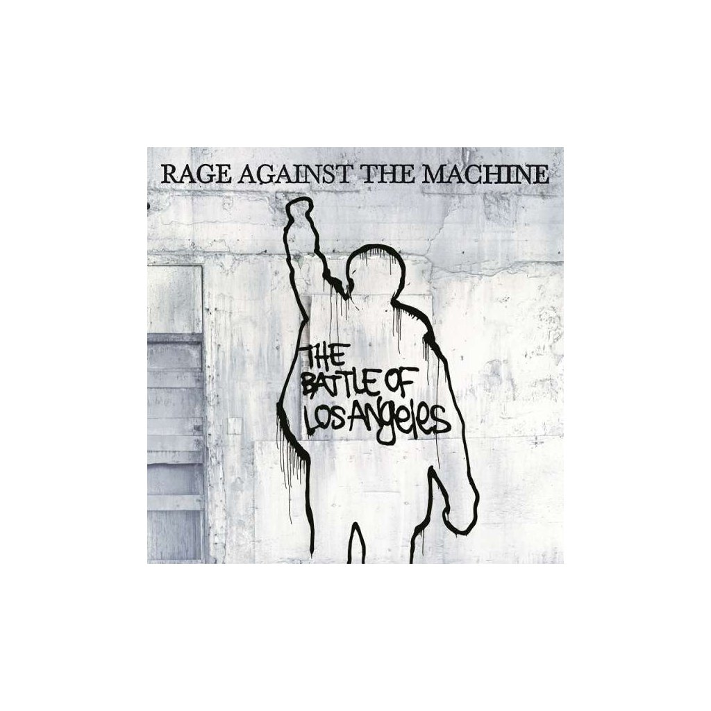 VINYLO.SK | RAGE AGAINST THE MACHINE - THE BATTLE OF LOS ANGELES [LP]