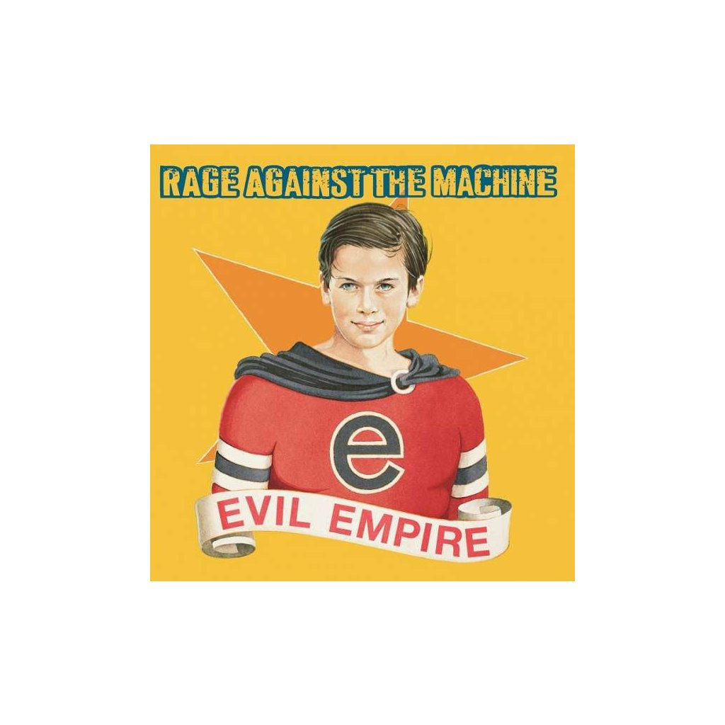 VINYLO.SK | RAGE AGAINST THE MACHINE - EVIL EMPIRE [LP]