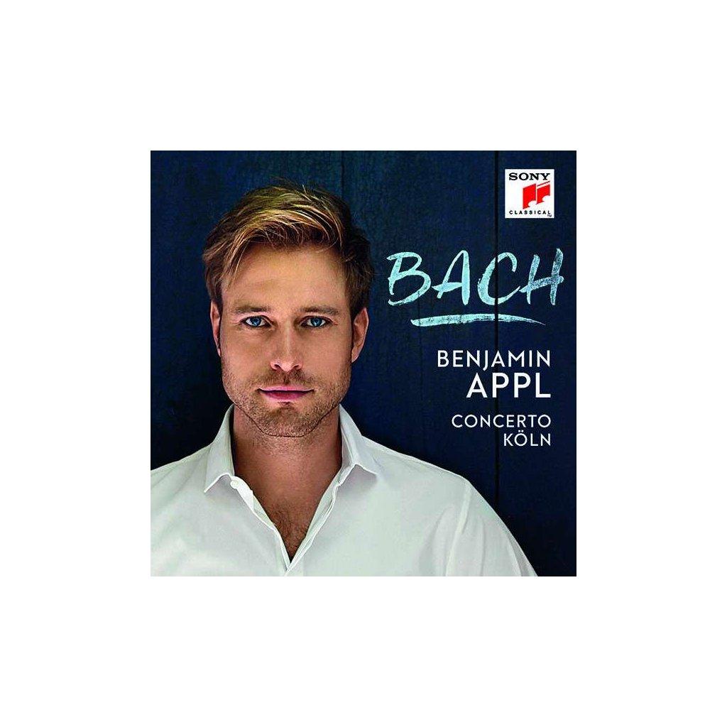 VINYLO.SK   APPL, BENJAMIN - BACH [CD]