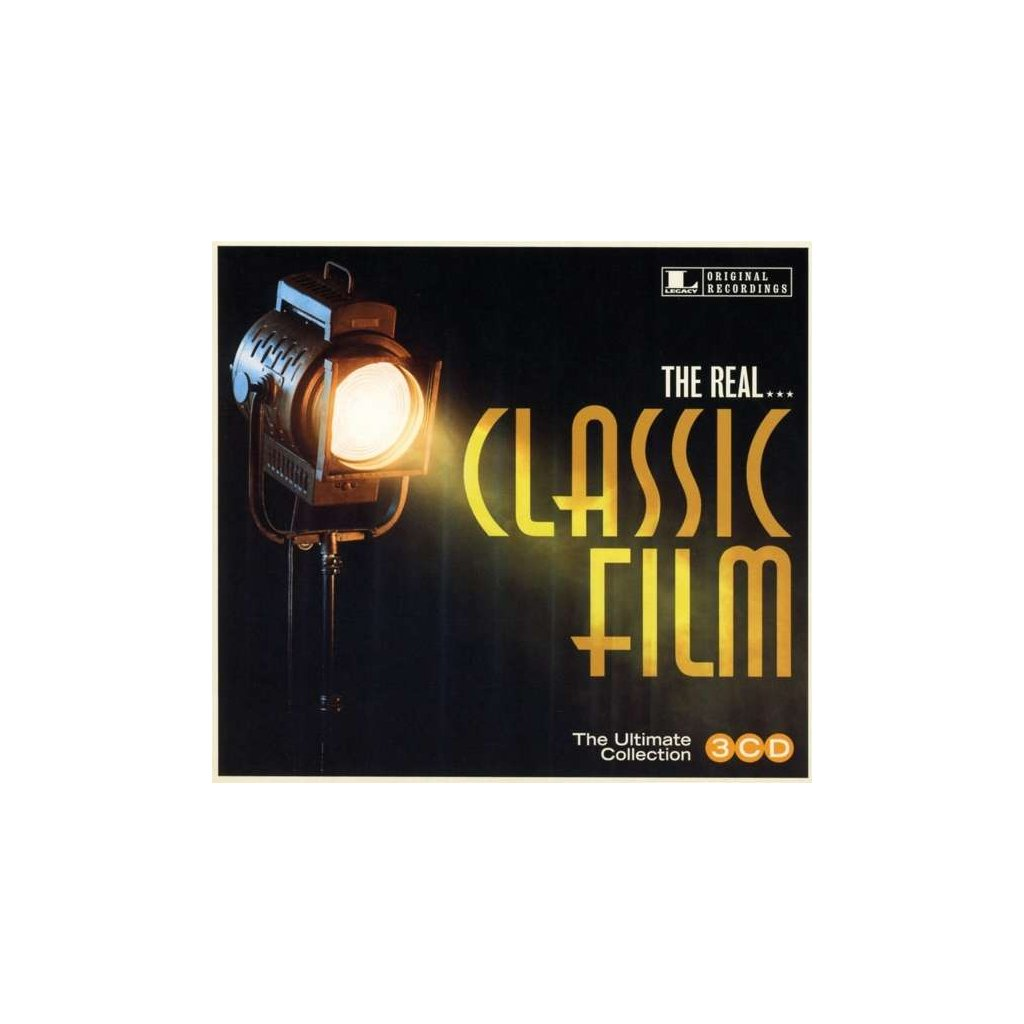 VINYLO.SK | Rôzni interpreti - THE REAL... CLASSIC FILM [3CD]