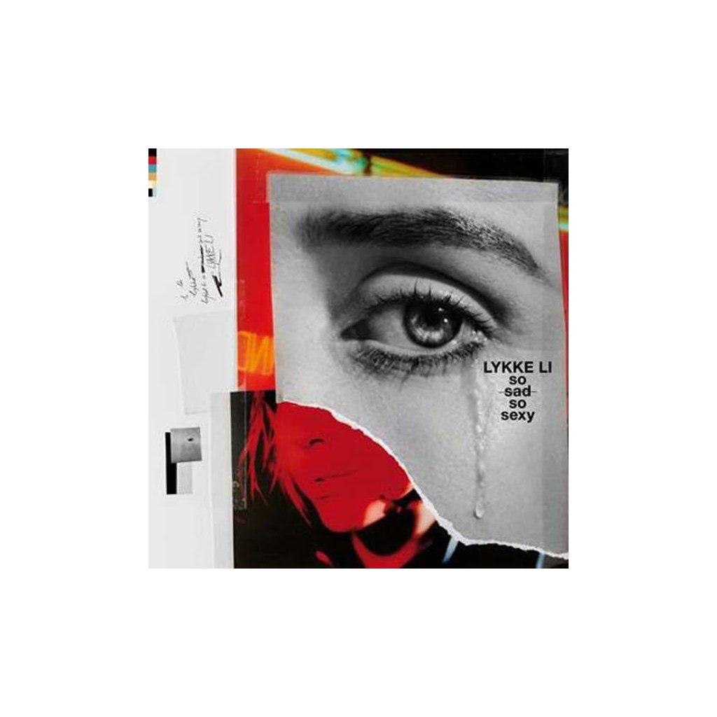 VINYLO.SK | LI, LYKKE - SO SAD SO SEXY [CD]