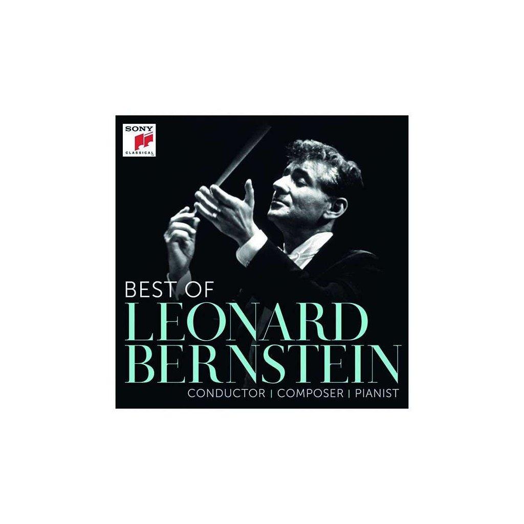 VINYLO.SK | BERNSTEIN, LEONARD - THE BEST OF LEONARD BERNSTEIN [2CD]
