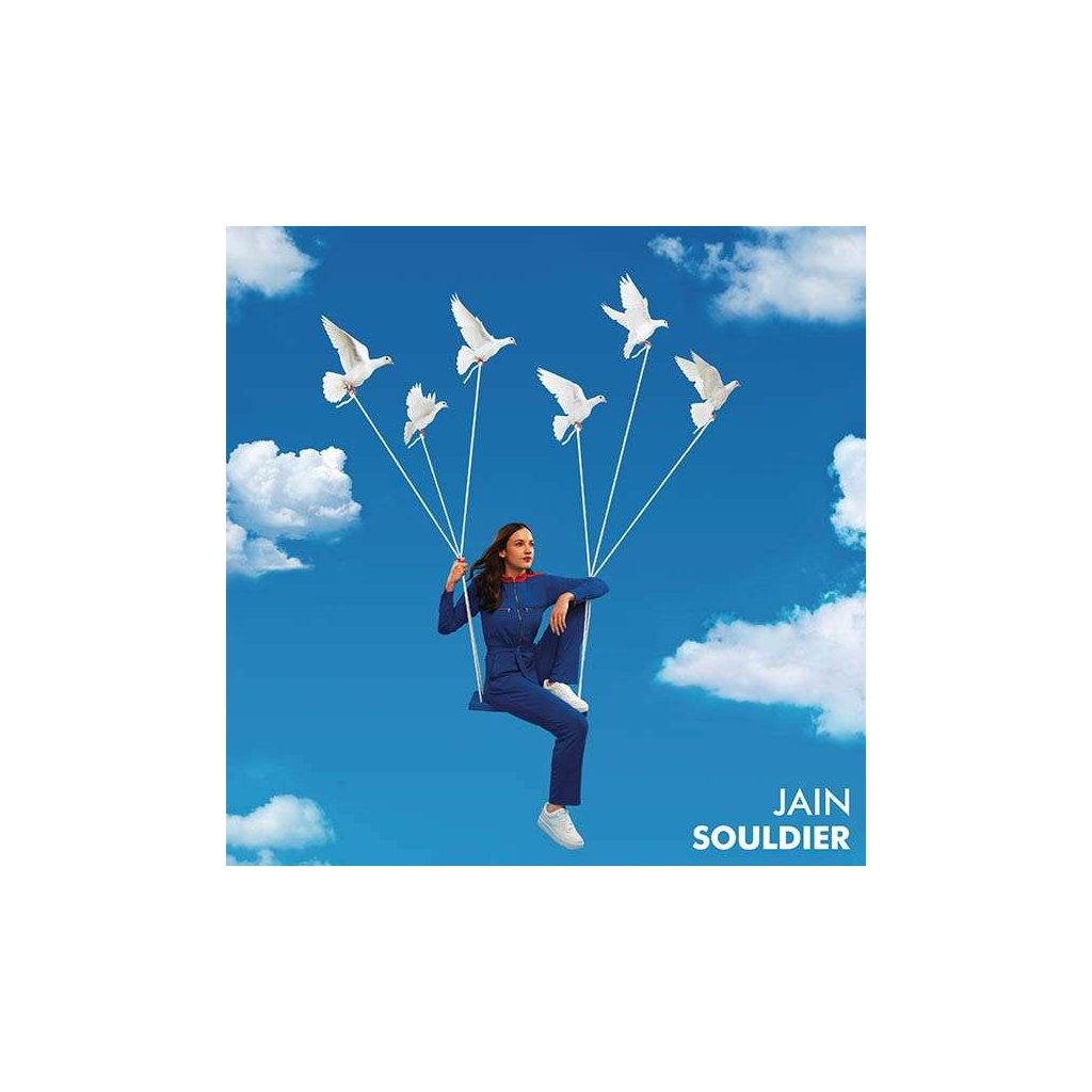 VINYLO.SK | JAIN - SOULDIER [CD]