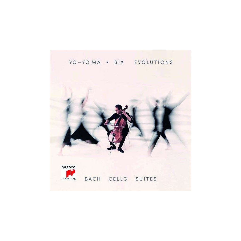 VINYLO.SK   MA, YO-YO - SIX EVOLUTIONS - BACH: CELLO SUITES [2CD]