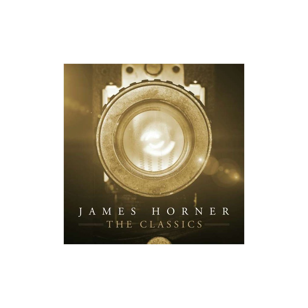 VINYLO.SK | HORNER, JAMES - THE CLASSICS [CD]