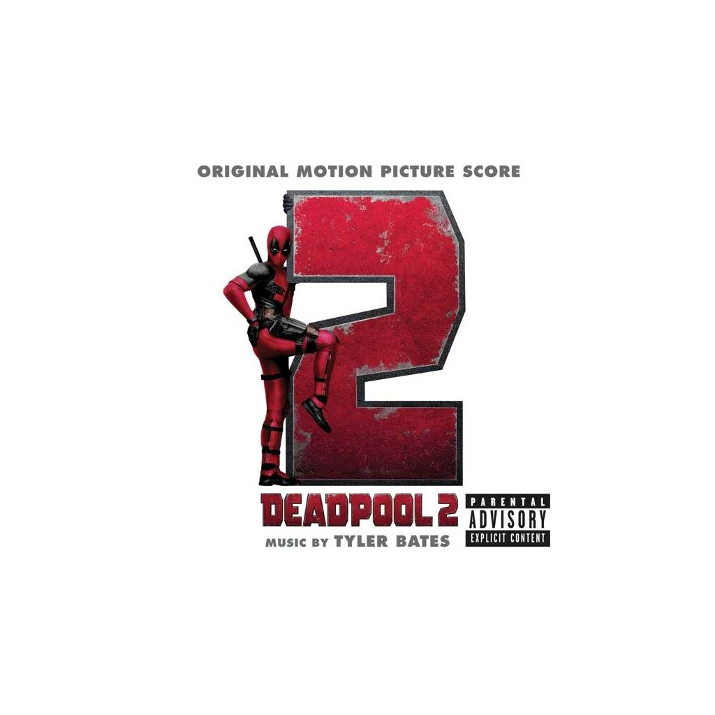 VINYLO.SK | OST - DEADPOOL 2 [CD]