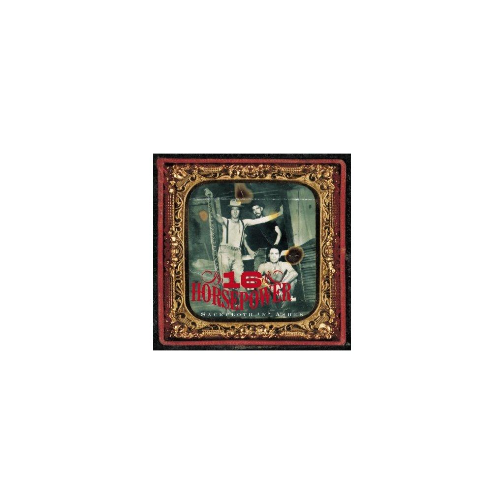 VINYLO.SK | SIXTEEN HORSEPOWER - SACKCLOTH 'N' ASHES (LP)180 GRAM AUDIOPHILE PRESSING + INSERT