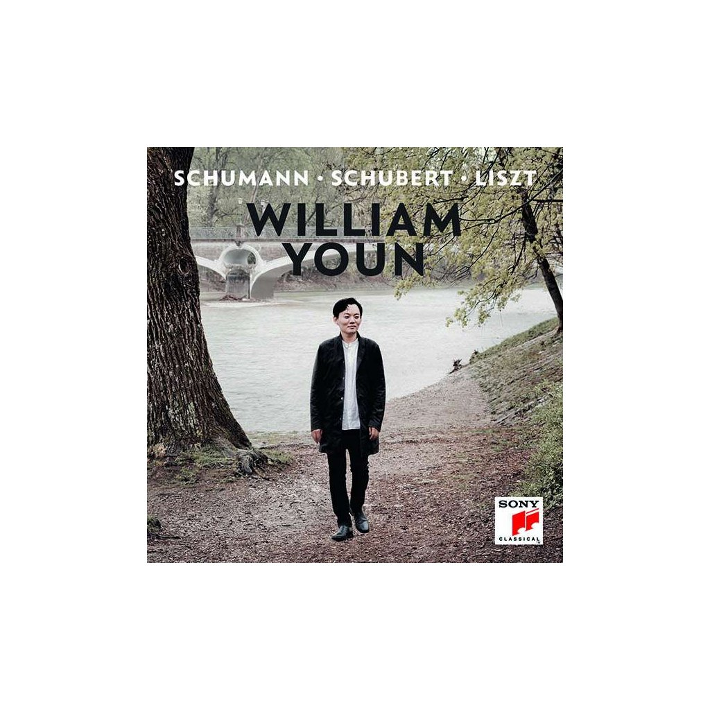 VINYLO.SK | YOUN, WILLIAM - SCHUMANN - SCHUBERT - LISZT [CD]