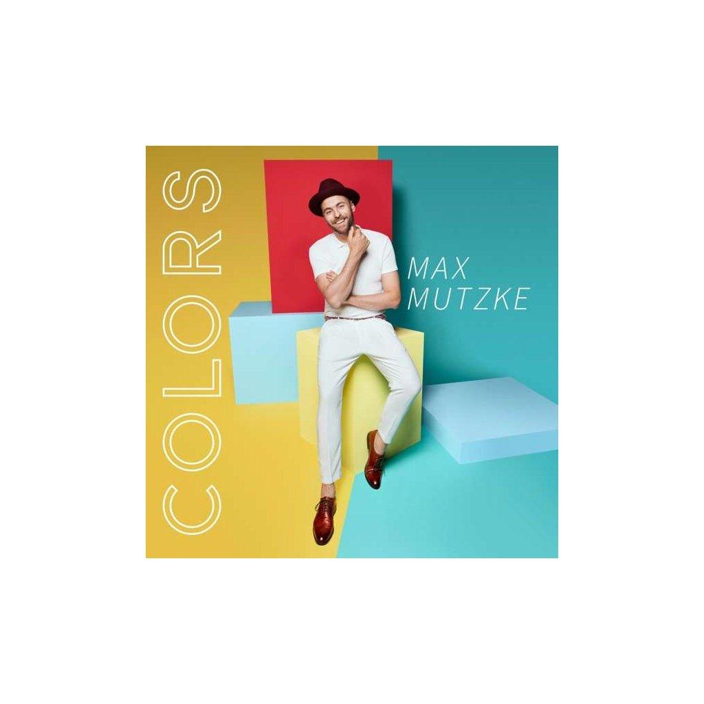 VINYLO.SK | MUTZKE, MAX - COLORS [CD]