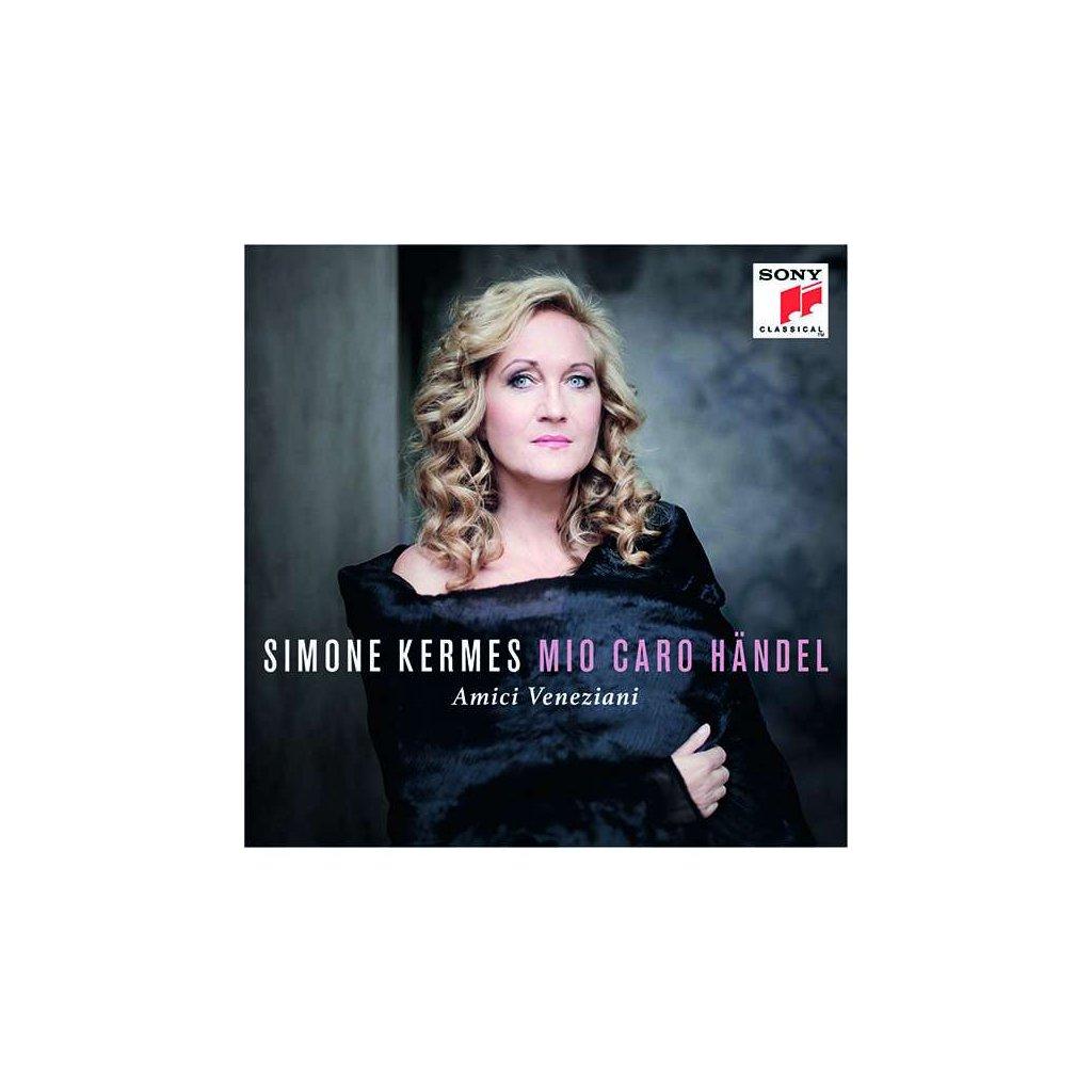 VINYLO.SK   KERMES, SIMONE - MIO CARO HANDEL [CD]