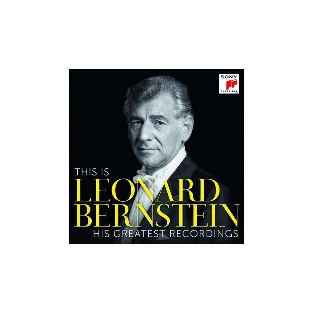 VINYLO.SK   BERNSTEIN, LEONARD - HIS GREATEST RECORDINGS [16CD]