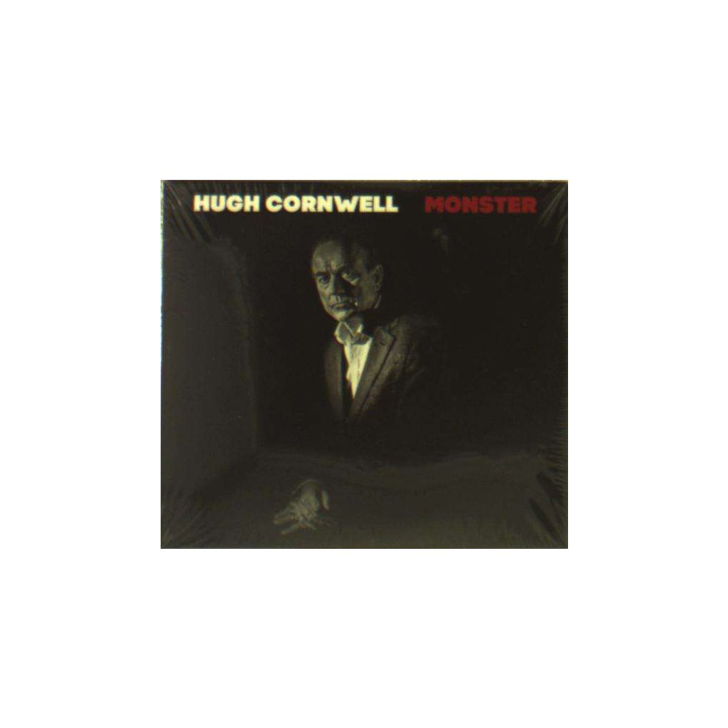 VINYLO.SK | CORNWELL, HUGH - MONSTER [2CD]