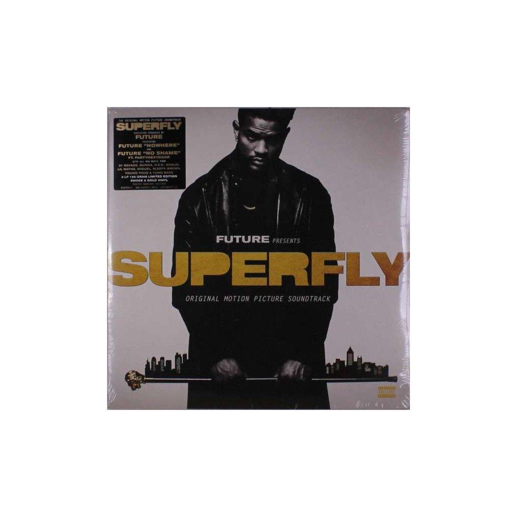 VINYLO.SK | OST - SUPERFLY [2LP]